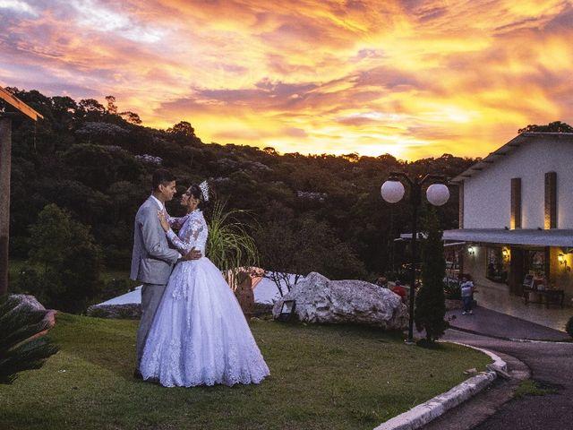 O casamento de Emanuel e Caroline em Mairiporã, São Paulo 19