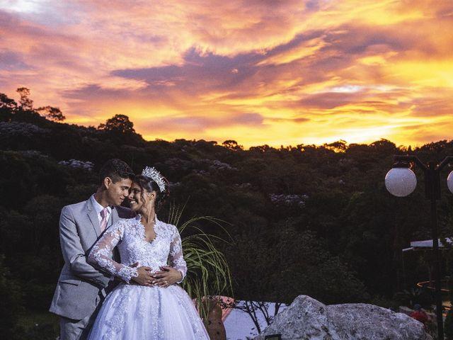 O casamento de Emanuel e Caroline em Mairiporã, São Paulo 20