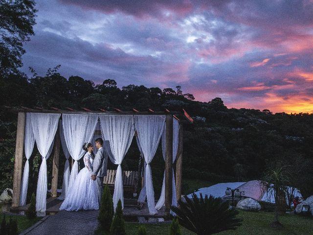 O casamento de Emanuel e Caroline em Mairiporã, São Paulo 1