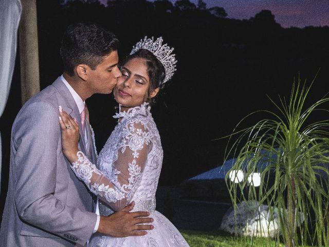 O casamento de Emanuel e Caroline em Mairiporã, São Paulo 29