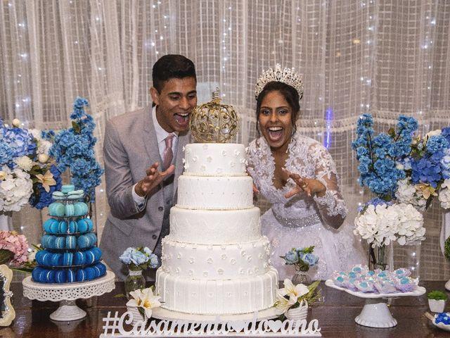 O casamento de Emanuel e Caroline em Mairiporã, São Paulo 30