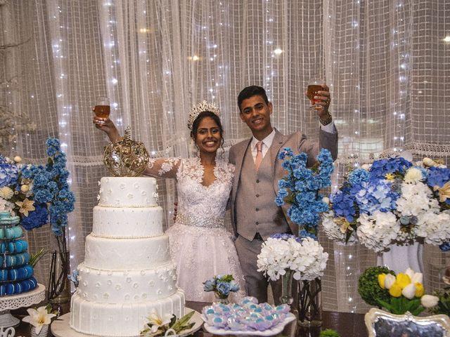 O casamento de Emanuel e Caroline em Mairiporã, São Paulo 2