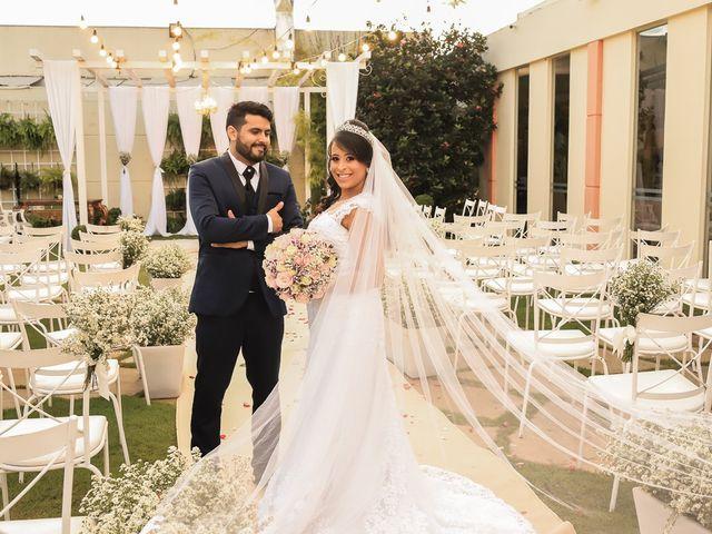 O casamento de Cristiane e Rodolfo