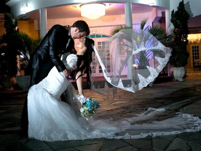 O casamento de Bianca e Pedro