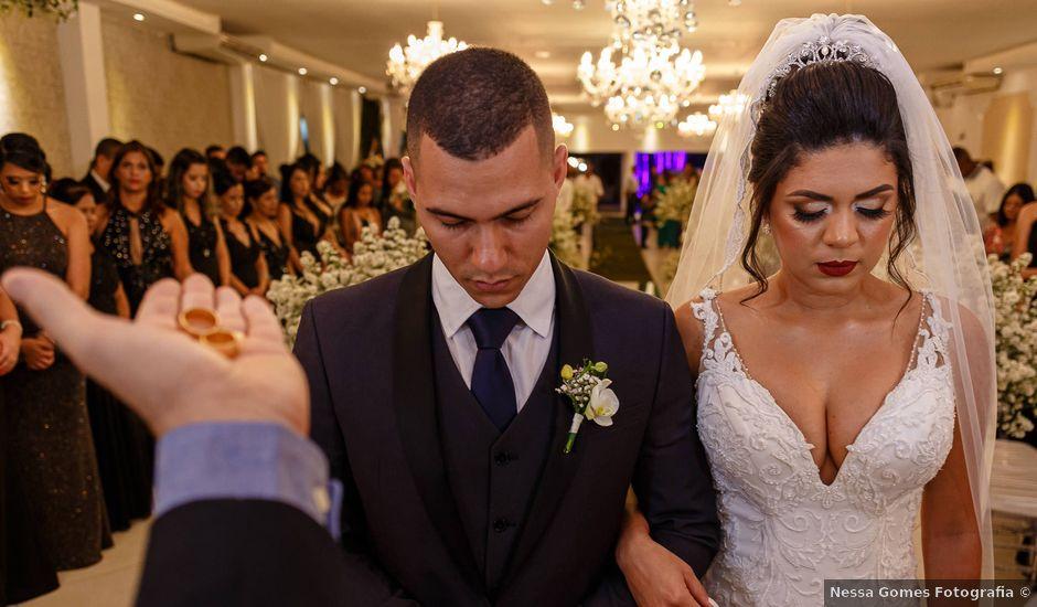 O casamento de Mário e Karina em Duque de Caxias, Rio de Janeiro