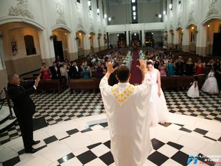 O casamento de Priscila e Felipe 1