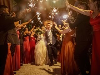 O casamento de Naka e Gabriel