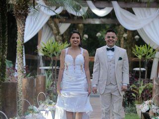 O casamento de Jaqueline  e Fernando