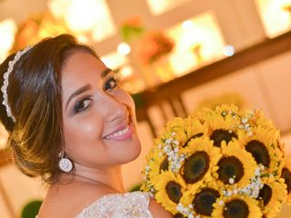 O casamento de Talita e Renan 1