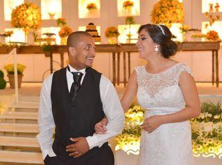 O casamento de Talita e Renan 3