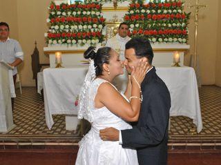 O casamento de Ivaneide e Jefferson