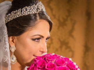 O casamento de Andréia e Leandro 3