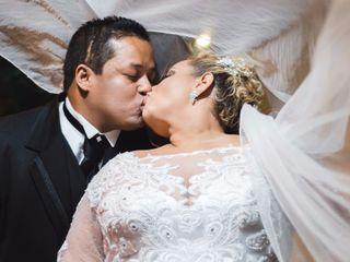 O casamento de Cristiane e Paulo Sérgio
