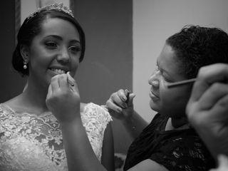 O casamento de Rhayane e Julio 1