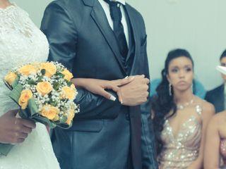 O casamento de Rhayane e Julio