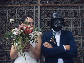O casamento de Marcela e Hugo