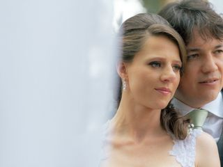 O casamento de Claudio e Cecilia