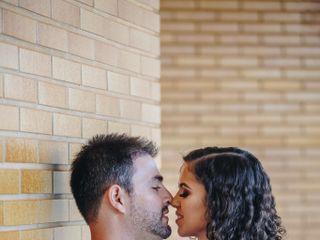 O casamento de Grazielle e Wallas 3