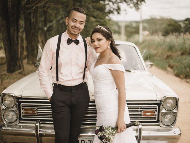 O casamento de Priscila e Jeferson