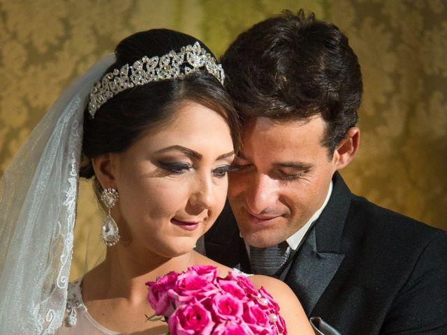 O casamento de Andréia e Leandro