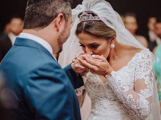 O casamento de Thays e Andre