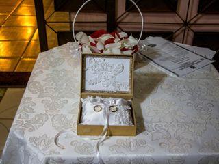 O casamento de Carla e Savio 1