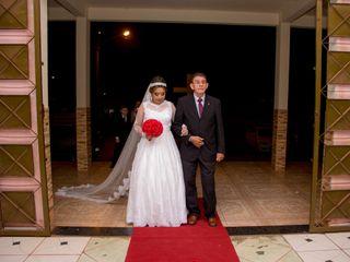 O casamento de Carla e Savio 2