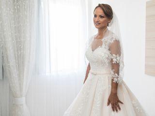 O casamento de Andréa e Thierry 1