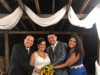 O casamento de Jussara  e Tiago  1