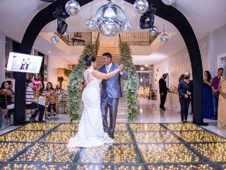 O casamento de Jussara  e Tiago