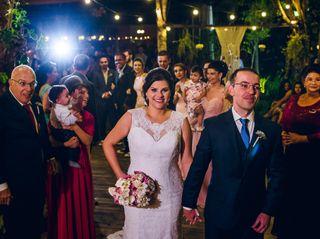 O casamento de Marcia e Marcelo