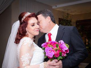 O casamento de Elena e Agnaldo
