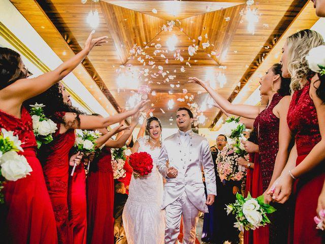 O casamento de Thalita e Adimailson