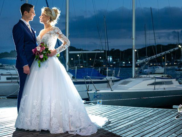 O casamento de Cris e Jamil