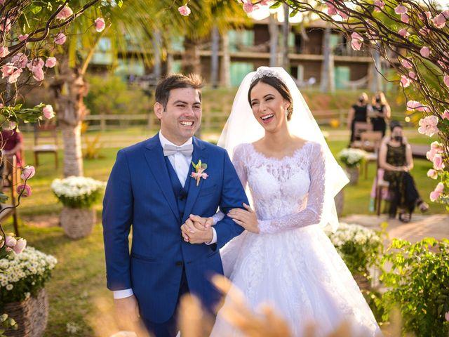 O casamento de Mel e Pedro