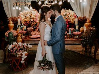 O casamento de Sara e Robert  1