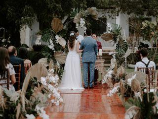 O casamento de Sara e Robert  2