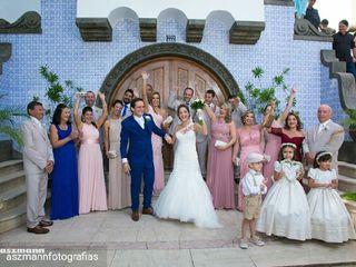 O casamento de Grasielle e Rogério  1