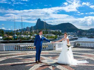 O casamento de Grasielle e Rogério