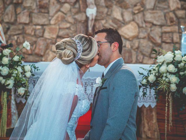 O casamento de Lucrécia e Edson