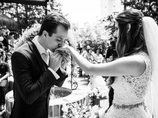 O casamento de Rafaela e Matheus