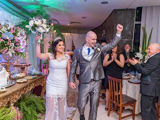 O casamento de Taiane e Anderson