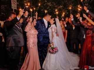 O casamento de Tatiane e Bruno 2