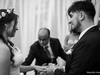 O casamento de Elisama e Victor
