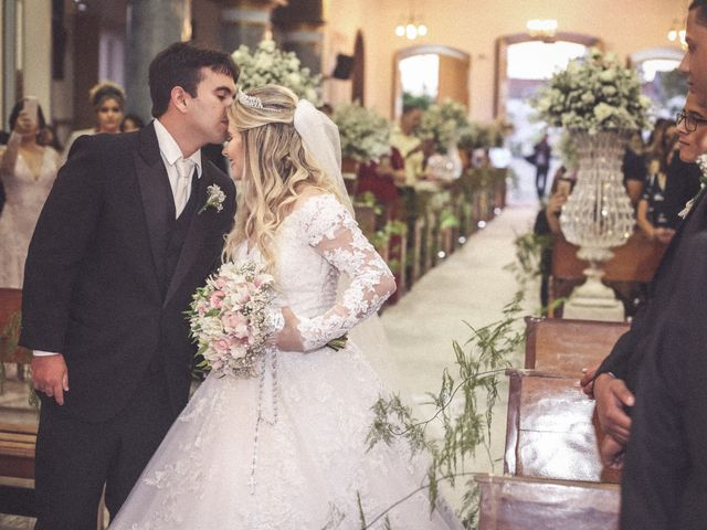 O casamento de Daniella e Rodolfo
