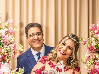 O casamento de Simone e Rogério