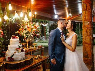 O casamento de Thaisa e Anderson 3