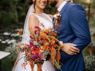O casamento de Thaisa e Anderson