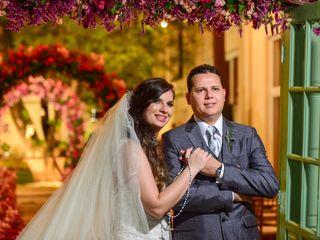 O casamento de Larissa e João Paulo