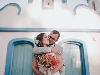 O casamento de Juliana e Hermes